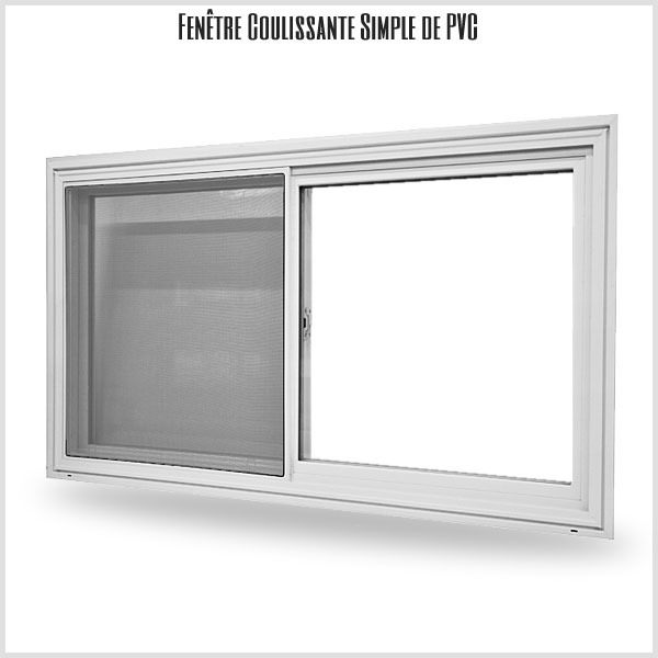 Photos de fen tre coulissante pvc ma fen tre for Fenetre coulissante pvc