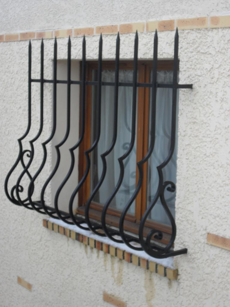 Photos De Grille De Defense Pour Fenetre Ma Fenetre
