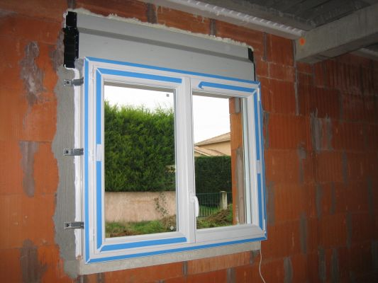Photos de pose fen tre ma fen tre for Installer une fenetre pvc